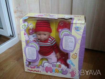 Кукла полностью механическая, без батареек, ее можно смело купать. выполняемые . Черкаси, Черкаська область. фото 1
