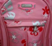 продам новый рюкзак, портфель  для девочки, размер длина 45см, ширина 30см, высо. Черкаси, Черкаська область. фото 6