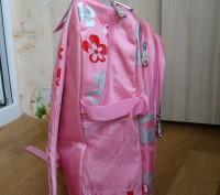 продам новый рюкзак, портфель  для девочки, размер длина 45см, ширина 30см, высо. Черкаси, Черкаська область. фото 4