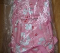 продам новый рюкзак, портфель  для девочки, размер длина 45см, ширина 30см, высо. Черкаси, Черкаська область. фото 7