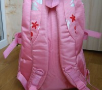 продам новый рюкзак, портфель  для девочки, размер длина 45см, ширина 30см, высо. Черкаси, Черкаська область. фото 3