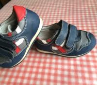 """Кроссовки на мальчика, фирмы """"Шалунишка"""",полностью кожаные.(покупались за 450грн. Запорожье, Запорожская область. фото 3"""