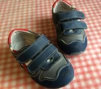 """Кроссовки на мальчика, фирмы """"Шалунишка"""",полностью кожаные.(покупались за 450грн. Запорожье, Запорожская область. фото 4"""