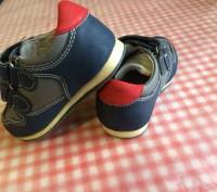 """Кроссовки на мальчика, фирмы """"Шалунишка"""",полностью кожаные.(покупались за 450грн. Запорожье, Запорожская область. фото 2"""