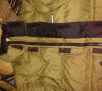 Куртка на осень-зима,  цвета хаки ( рукава отстегиваются показано на фото) , в о. Киев, Киевская область. фото 5