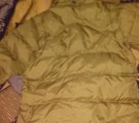 Куртка на осень-зима,  цвета хаки ( рукава отстегиваются показано на фото) , в о. Киев, Киевская область. фото 4