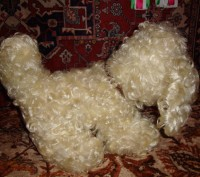 Продам собаку мягкую игрушку, в хорошем состоянии. 300 грн. Дніпро, Дніпропетровська область. фото 3