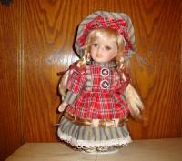 Продам коллекционную куклу.. Днепр. фото 1