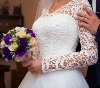 Свадебное платье. Запорожье. фото 1