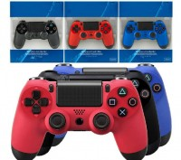 Джойстик для Playstation 4 любой цвет (геймпад DualShock 4) Новые!. Запорожье. фото 1