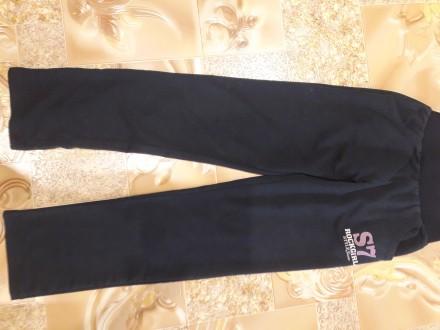 Хлопок, не затертый, в отличном состоянии, розовый. Длина брюк 95 см, рукава 54 . Черкаси, Черкаська область. фото 4