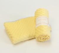 Жовта тепла ковдрочка CooCoo для малюків. Має три шари: фліс, тонкий утеплювач, . Киев, Киевская область. фото 3