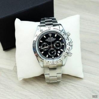 Rolex Daytona Chronograph Silver-Black. Днепр. фото 1