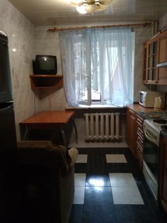 Сдам 2 ком.кв. в самом центре города возле ЦУМа. МПО, большой балкон, закрытый д. Днепр, Днепропетровская область. фото 9