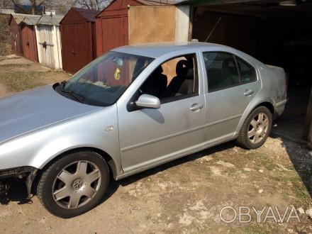 Продам запчасти на vw bora 2.0 бензин коробка двигатель салон кузовщина вырежу л. Чернигов, Черниговская область. фото 1