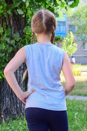 Красивая блуза для девочки, украшена вставкой из нежного кружева. Прекрасный вар. Горишные Плавни, Полтавская область. фото 5