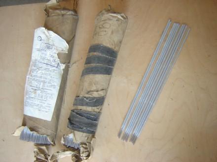 Электроды Э-07Х20Н9-ОЗЛ-8 (Е-2004-Б20), диаметр 2,5 мм, нержавейка, в хорошем со. Белая Церковь, Киевская область. фото 2