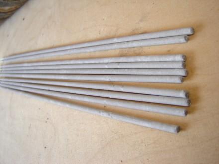Электроды Э-07Х20Н9-ОЗЛ-8 (Е-2004-Б20), диаметр 2,5 мм, нержавейка, в хорошем со. Белая Церковь, Киевская область. фото 5