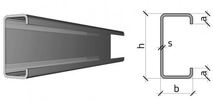 Гнутые профили любого типоразмера дл. до 12, 05 м под заказ. Сроки изготовления . Запорожье, Запорожская область. фото 10