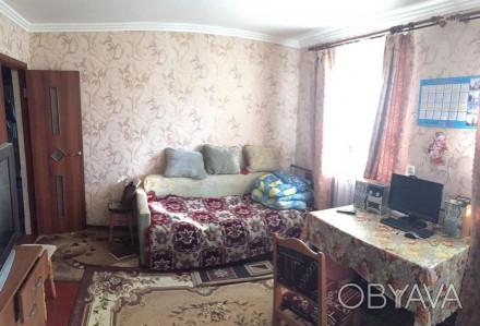 продаж частини будинку на Поселку, 40 кв.м., дві житлові кімнати, всі зручності . Белая Церковь, Киевская область. фото 1