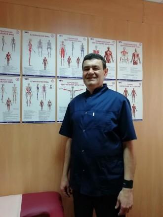 Массажист,реабилитолог,мастер детского массажа,прикладной кинезиолог. Борисполь. фото 1
