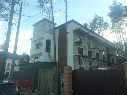Гостомель, однокомнатная квартира 27 м2, раздельно кухня и комната в клубном дом. Гостомель, Киевская область. фото 2