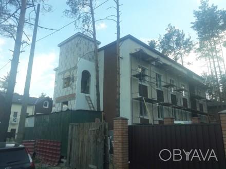 Гостомель, однокомнатная квартира 27 м2, раздельно кухня и комната в клубном дом. Гостомель, Киевская область. фото 1