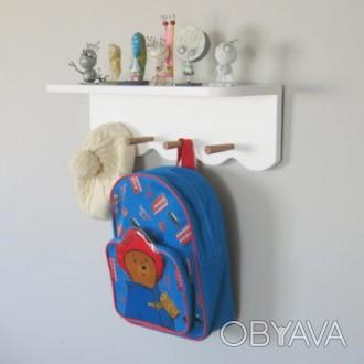 Вешалка. Для одежды . Детская. Мебель в детскую.