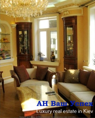 Пропозиція щодо оренди комфортабельних 4-кімнатних апартаментів в центральному . Киев, Киевская область. фото 3