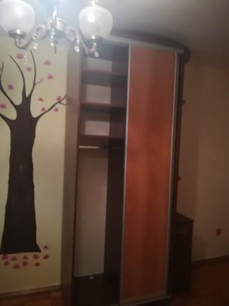 Здам 1кім. квартиру , Двоспальне ліжко, шафа, мп/вікна, балкон, без побутової те. Тернополь, Тернопольская область. фото 4