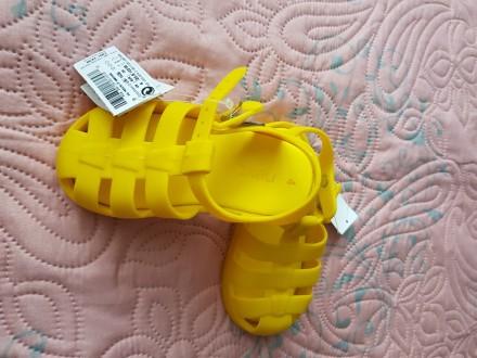 Пляжные сандалии Next размер 4 (20.5) (13 см). Чернігів. фото 1