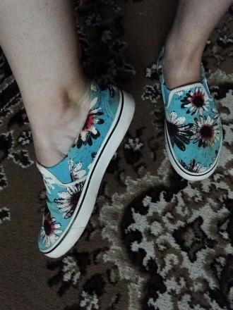 Легке взуття без шнурівки. Нововоронцовка, Херсонская область. фото 3