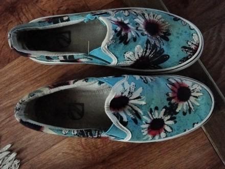 Легке взуття без шнурівки. Нововоронцовка, Херсонская область. фото 5