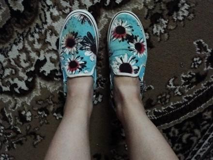 Легке взуття без шнурівки. Нововоронцовка, Херсонская область. фото 2