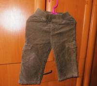 Продам классные вельветовые штаны для маленького модника. Штаны в отличном состо. Черкассы, Черкасская область. фото 2