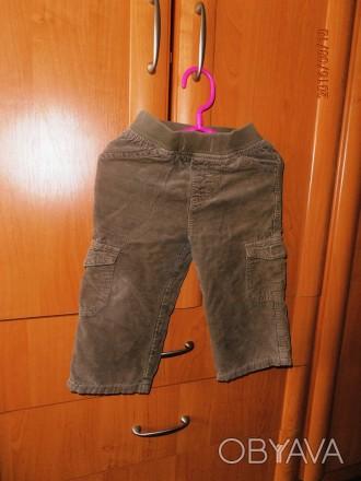 Продам классные вельветовые штаны для маленького модника. Штаны в отличном состо. Черкассы, Черкасская область. фото 1