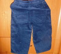 Очень классные вельветовые штанишки. Нам стали малы. Одевали пару разиков. Состо. Черкаси, Черкаська область. фото 3