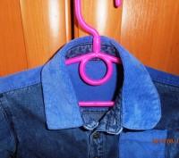 Классная джинсовая рубашка для модняшки с вельветовыми вставочками. Размер 86, 1. Черкассы, Черкасская область. фото 4