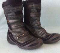 Очень стильные демисезонные сапожки ЕССО GORE-TEX р. 29 В очень хорошем состоян. Львов, Львовская область. фото 2