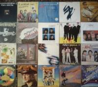 пластинки с советским роком. Сумы. фото 1