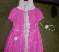 Платье теплое на 2 года, 92 см. Харків. фото 1