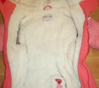 зимний комбинезон на овчине , не отстёгивается,можно делать как мешочек или разд. Полтава, Полтавська область. фото 5