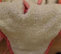 зимний комбинезон на овчине , не отстёгивается,можно делать как мешочек или разд. Полтава, Полтавська область. фото 6