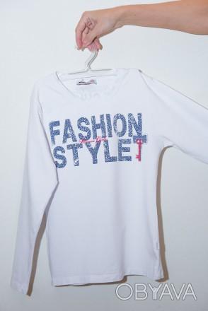 футболка в очень хорошем состоянии, производство -Турция, все стразы и рисунки н. Энергодар, Запорожская область. фото 1