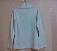 футболка  в хорошем состоянии, производство -Турция настоящая, стрейч, тонкая, д. Энергодар, Запорожская область. фото 3