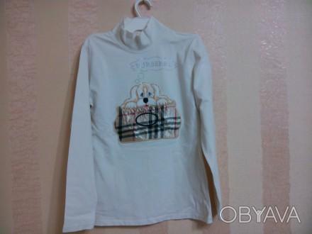 футболка  в хорошем состоянии, производство -Турция настоящая, стрейч, тонкая, д. Энергодар, Запорожская область. фото 1