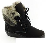 женские зимние ботинки. Овруч. фото 1
