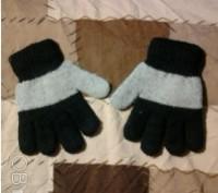 Перчатки детские 5-9 лет. Днепр. фото 1