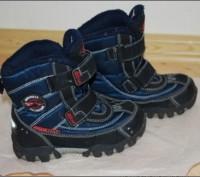 Продам зимние ботинки для мальчика, Super Gear, размер 28, стелька 17 см Super . Бердянск, Запорожская область. фото 3