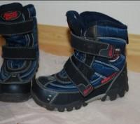 Продам зимние ботинки для мальчика, Super Gear, размер 28, стелька 17 см Super . Бердянск, Запорожская область. фото 2